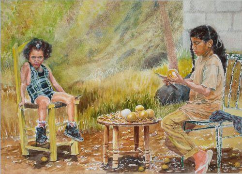 TCUMFL1203, Pelando naranjas, 44X27, 20120322 (1)-R