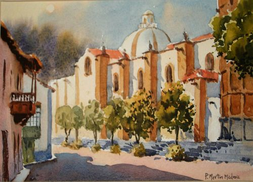 TCUPMM-C. Obispo Marquina (Teror), 27X19-R
