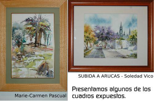 4- EEX20130606-GTU-ARU-CU, Mª C. Pascual & Soledad