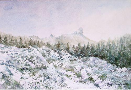 TCUMFL1509, Roque Nublo nevado, 48X33, 20150530 (1)-R