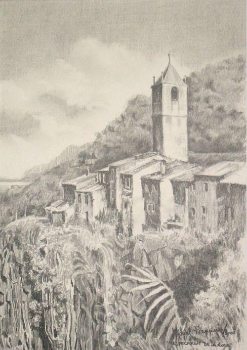 TDIMFL_Castelfollit de la Roca (Gerona), 24X34, 2000-R