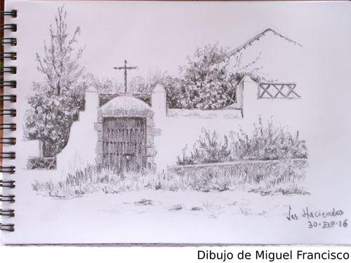 12 Dibujo de Miguel Fco
