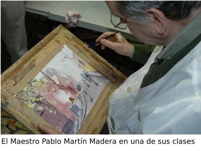 CACCH20110421, Pablo, en clase