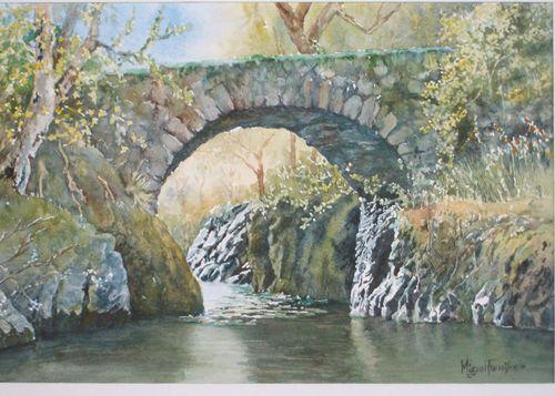 TCUMFL1603, Puente en Rasca Fria. 48X32, 20160303 (1)-R